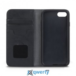 Moshi Overture Wallet Case Charcoal Black for iPhone 7 (99MO091001)