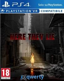 Here They Lie (только для VR) [PS4, русская версия]