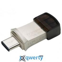 Transcend 32GB USB 3.1+Type-C 890 R90/W30MB/s (TS32GJF890S)