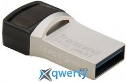 Transcend 64GB USB 3.1+Type-C 890 R90/W30MB/s (TS64GJF890S)