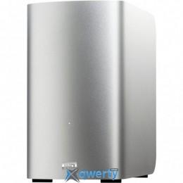 WD 8TB 2x3.5 Thunderbolt Duo(WDBUTV0080JSL-EESN)