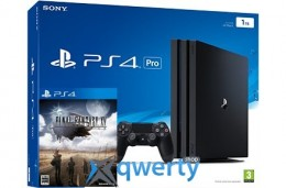 Sony Playstation 4 PRO 1TB + игра Final Fantasy XV (PS4) купить в Одессе