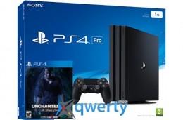 Sony Playstation 4 PRO 1TB + игра Uncharted 4: Путь Вора купить в Одессе