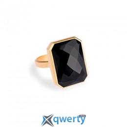 Bluetooth Кольцо Ringly Stargaze Black Onyx 7size