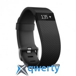 Fitbit Charge HR Black Small FB405BKS