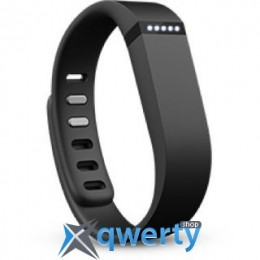 FITBIT Flex Wireless Activity + Sleep Wristband Black (FB401BK)