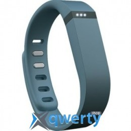 FITBIT Flex Wireless Activity + Sleep Wristband Slate (FB401SL)
