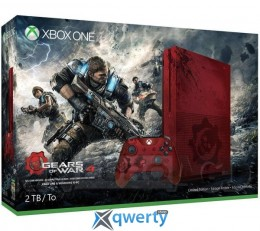 Xbox One S 2TB LIMIT + Gears of War 4: Ultimate Edition