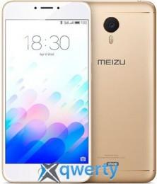 Meizu M3 mini Gold