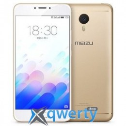 Meizu M3E 3/32GB dual Gold