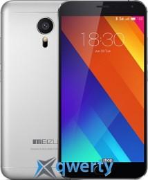 Meizu MX5 3/16GB silver/black