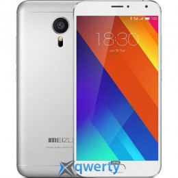 Meizu MX5 3/16GB silver/white
