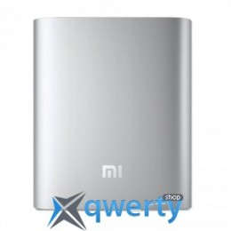 XIAOMI Mi Power Bank Pro 10000 mAh (2A,1Type-C,1USB) Gray (PLM01ZM)