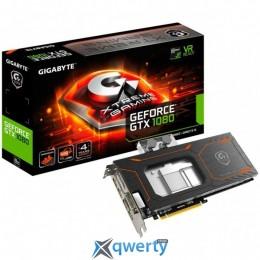 GIGABYTE GeForce GTX 1080 Xtreme Gaming WATERFORCE WB 8G (GV-N1080XTREME WB-8GD)