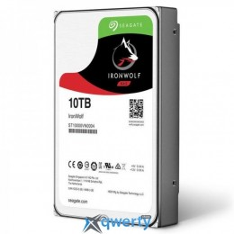 HDD SATA 10.0TB Seagate IronWolf 7200rpm 256MB (ST10000VN0004)