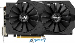 Asus PCI-Ex GeForce GTX 1050 Ti ROG Strix 4GB GDDR5 (128bit) (STRIX-GTX1050TI-O4G-GAMING)