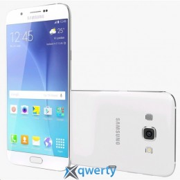 Samsung A800 Galaxy A8 Dual 16Gb White