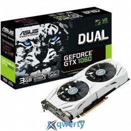 ASUS GEFORCE GTX1060 3072MB DUAL (DUAL-GTX1060-3G)