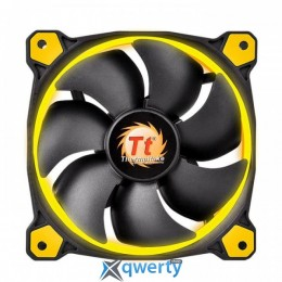 Thermaltake Ring 14 High Static Pressure 140mm Circular LED Yellow (CL-F039-PL14YL-A)