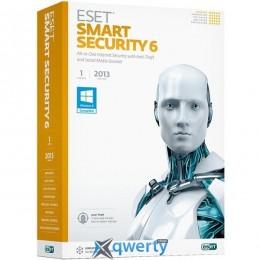 ESET SMART SECURITY 6 2PC 1Y BOX (ESSB-21220)