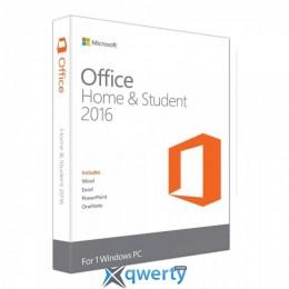 Microsoft Office Home and Student 2016 Ukrainian Medialess P2 (79G-04633) купить в Одессе