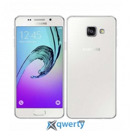 Samsung A310F Galaxy A3 (2016) Single Sim White