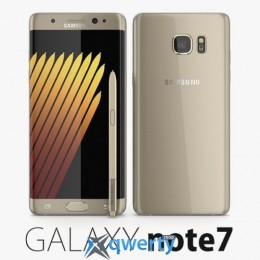 Samsung N930FD Galaxy Note7 64GB (Gold Platinum) duos