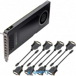 QUADRO NVS 810 4096MB PNY (VCNVS810DVI-PB)
