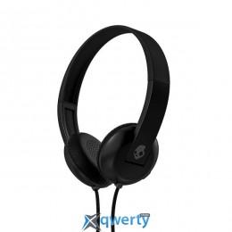 SKULLCANDY UPROAR ON-EAR W/TAP TECH BLACK/GRAY/BLACK (S5URHT-456)