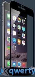 3D Full protection Eclat iLera для iPhone 6, black, EclGl1116Bl3D