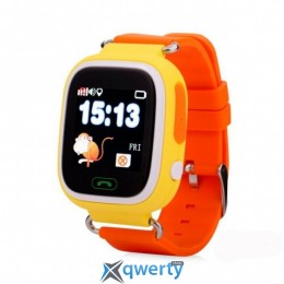 Детские с GPS Sentar Q80 Yellow
