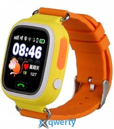Детские с GPS Smart Baby Q90 Yellow