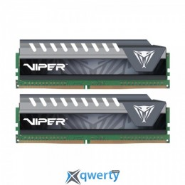 Patriot Viper Elite DDR4 2x16GB 2400MHz PC-19200 CL15 (PVE432G240C5KGY)