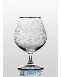 Viola набор бокалов для коньяка (Lido платина)