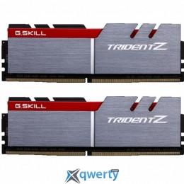 G.SKILL DDR4 32GB (2X16GB) 3200 MHZ TRIDENT Z (F4-3200C16D-32GTZ)