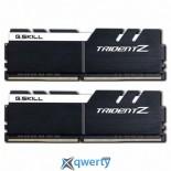 G.SKILL DDR4 32GB (2X16GB) 3200 MHZ TRIDENT Z (F4-3200C16D-32GTZKW)