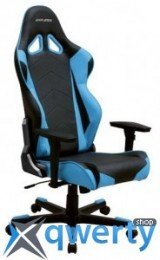 DXRacer Racing OH/RЕ0/NB Black/Blue
