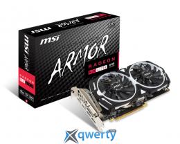 MSI AMD RX470/Armor /OC/8GB/GDDR5/1230MHz Radeon (RX 470 ARMOR 8G OC)