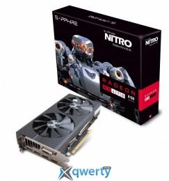 SAPPHIRE AMD 1236/1750 DUAL HDMI / DVI-D / DUAL DP RX 470 8G D5 NITRO