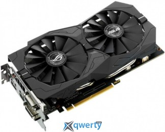 Asus PCI-Ex GeForce GTX 1050 Ti ROG Strix 4GB GDDR5 (128bit) (STRIX-GTX1050TI-4G-GAMING)