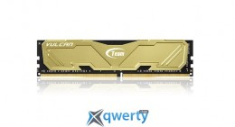 DDR4 4GB/2400 Team Vulcan Gold (TLGD44G2400HC1401)