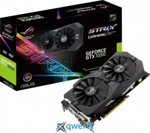 Asus GF GTX 1050 2Gb GDDR5 Strix Gaming (STRIX-GTX1050-O2G-GAMING)