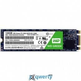 Western Digital Green SSD 120GB M.2 2280 SATAIII TLC (WDS120G1G0B) купить в Одессе