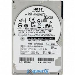 600GB HITACHI HGST (0B31229 / HUC101860CSS204)