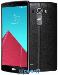 LG H815 G4 leather black
