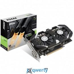 MSI GEFORCE GTX1050 TI 4096MB DUAL FANS OC (GTX 1050 TI 4GT OC)