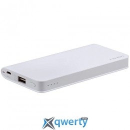 Momax iPower Minimal External Battery 7000mAh, white (IP53W)