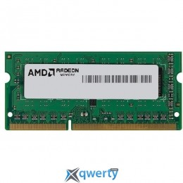 AMD  SO-DIMM DDR3 8 GB 1600 MHz (R538G1601S2S-U)