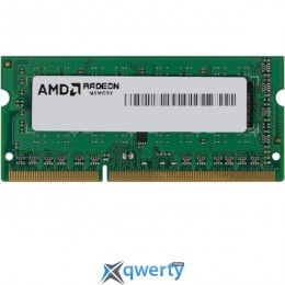 AMD DDR3 1333 4GB SO-DIMM (R334G1339S1S-UOBULK) купить в Одессе