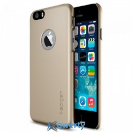 Spigen Case Thin Fit A Series Champagne Gold for iPhone 6/6S (SGP10943) купить в Одессе